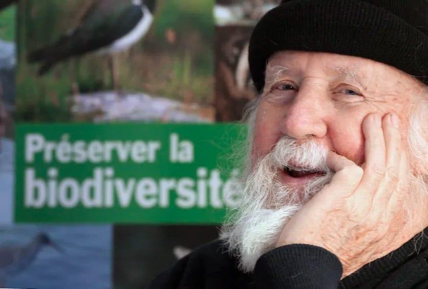 """Emission radiophonique de France Culture avec Hubert Reeves """"la biodiversité au fond du jardin"""", 16/04/2020"""