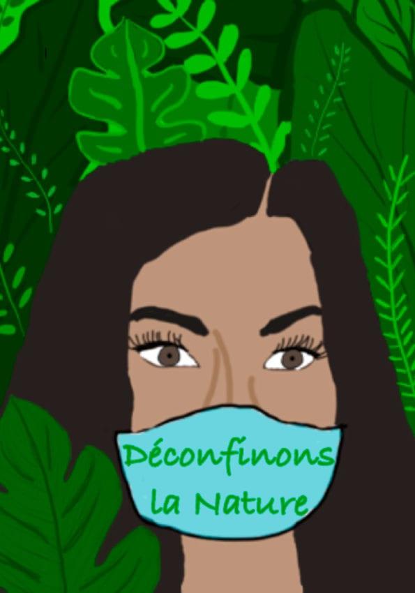 Pour Festival Chemin Faisant, création de Nina Ducrey durant le confinement lié au COVID19